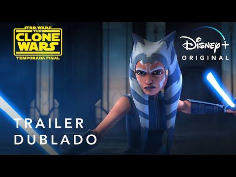 Star Wars: The Clone Wars | Trailer Oficial Dublado | Disney+