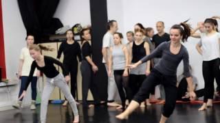 Contemporary dance преподаватель Ирина Плотникова