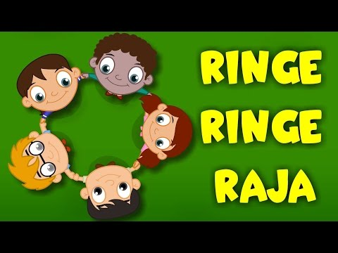 Ringe ringe raja - Dječje pjesmice