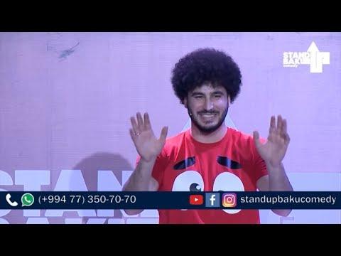 Ülvi Həsənli (Stand UP Baku 21-ci şou)