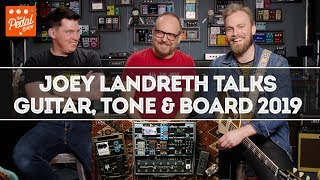 Joey Landreth Talks Guitars, Current Tones & Pedalboard – That Pedal Show