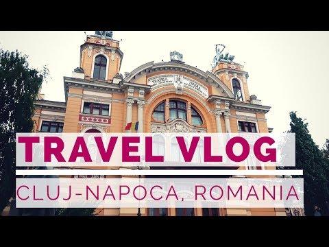 Holiday Travel Vlog: Romania, Cluj Napoca