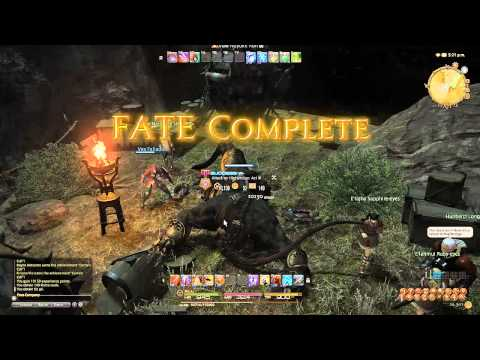Final Fantasy XIV: A Realm Reborn - Leveling Guide Level 20-30