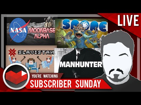 ULTIMATE SIMULATOR GAMES! - Human Fall Flat [SUB SUBDAY!] LIVE Play 7 (PC)