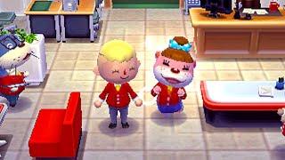 Journal #1 - Animal Crossing: Happy Home Designer