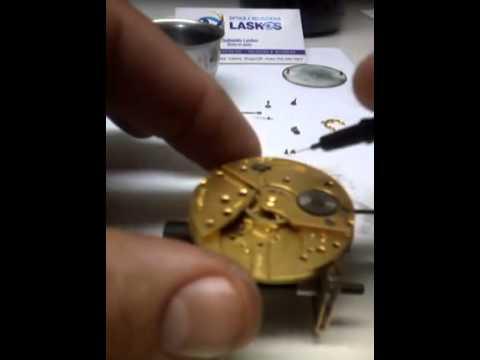 f8bcd25c2c8 relógio de bolso omega ferradura fabricado em 1940 - YouTube