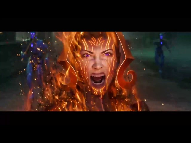 War of the Spark Trailer Magic The Gathering
