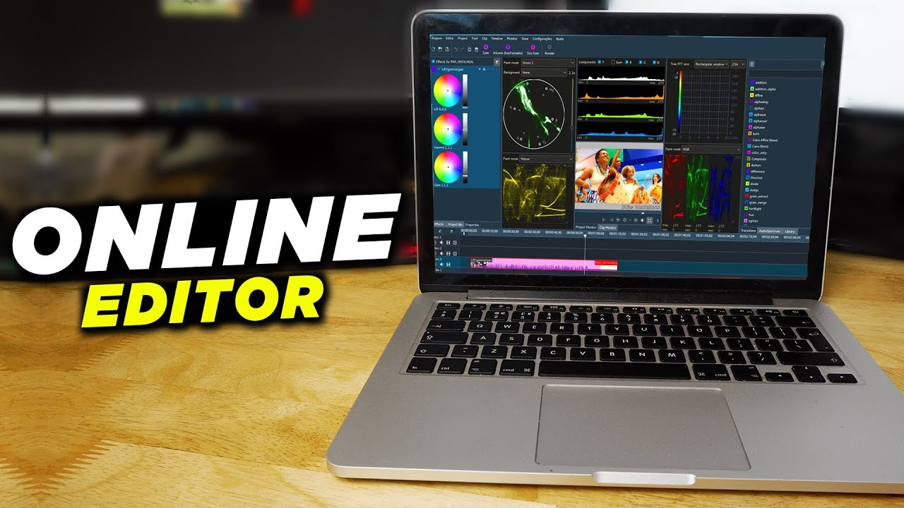 Free online video editor no download 2018 how to edit for Rendering online