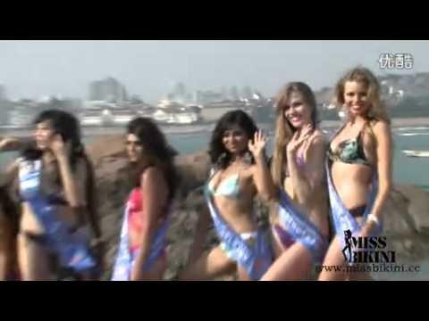 36th Miss Bikini International 2011 - Qingdao Seaside shooting Part 5