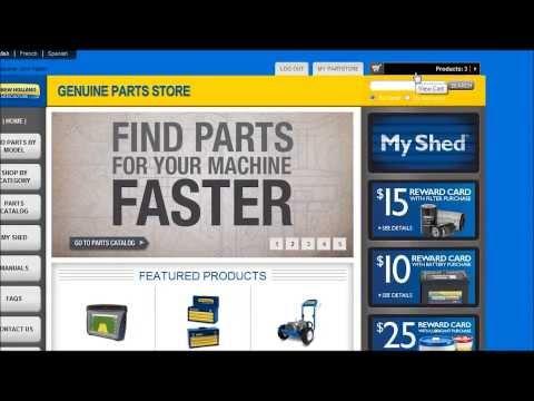 Alma Tractor & Equipment, Inc Online Parts Store