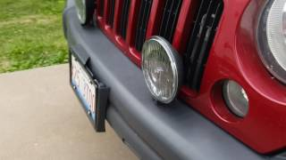 2007 jeep liberty update