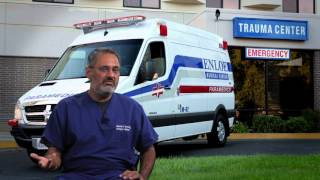 Why might paramedics bypass the closest hospital and go to Enloe DrSandhuQ2