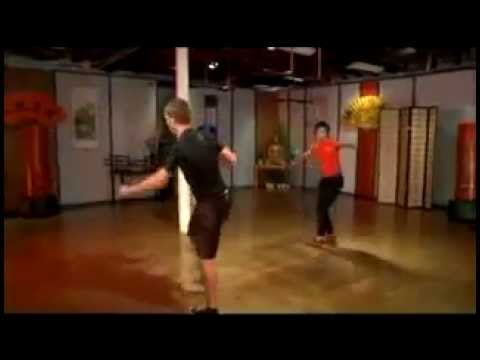 Jacob Berger in Cardio Karate Infomercial Lost 44lbs in 60 days