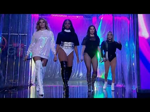 Fifth Harmony no Domingão completo