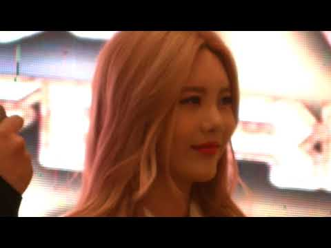 Qri of T-ara in Penang (A Cam), 2 Sep 2017