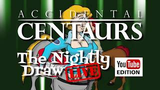 The Nightly Draw LIVE - Episode 4 - Mea Culpa