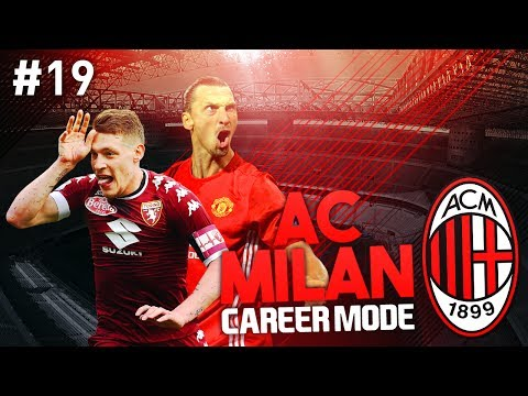 FINALLY A NEW STRIKER!!! AC MILAN CAREER MODE #19 (FIFA 17)