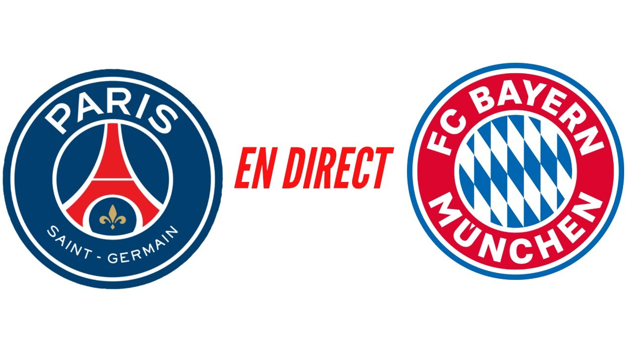 En Direct Psg Vs Bayern Ambiance D Avant Match Youtube