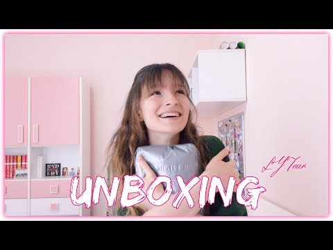 "UNBOXING: BTS Love YourSelf ""TEAR"" (Y.O.U.R. all) 