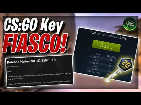 CS:GO KEY FIASCO | WHAT YOU NEED TO KNOW