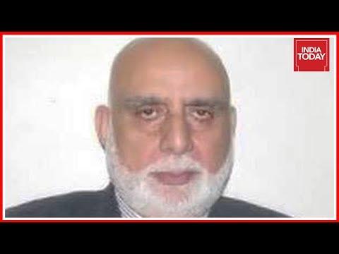Hurriyat Financier, Zahoor Watali Arrested In Pak Terror Funding Case