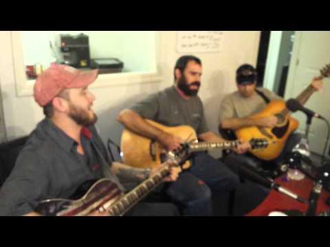 Tucker, Jon & Jeff of Last Night's Whiskey Live on The Joe Padula Show
