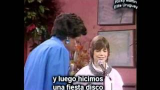 Ricky Martin en el Show de Oprah 02.11.10 con subtítulos en español - parte 6
