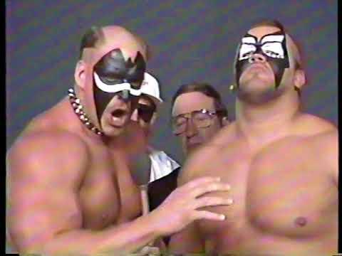 Road Warriors Interview [1988-05-14]