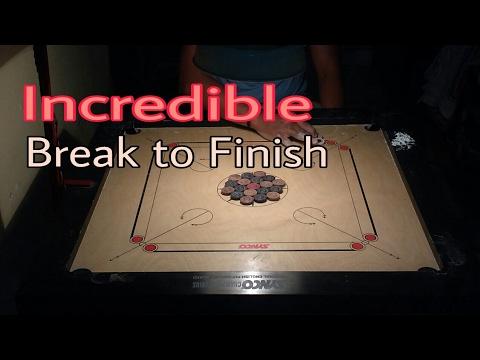Incredible Break to Finish by Ashraf khan