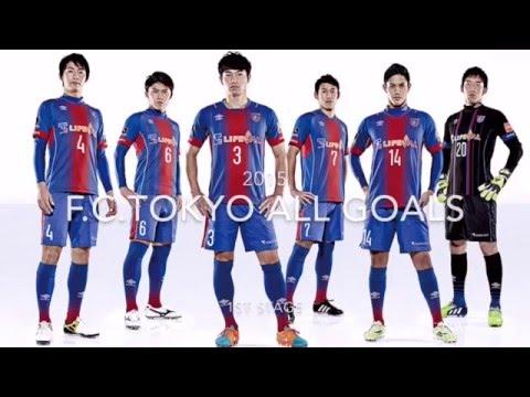 FC Tokyo ● All Goals ● 2015 [1st Stage]