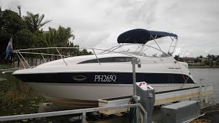 Bayliner 265 Sports Cruiser for sale Action Boating boat dealer Gold Coast