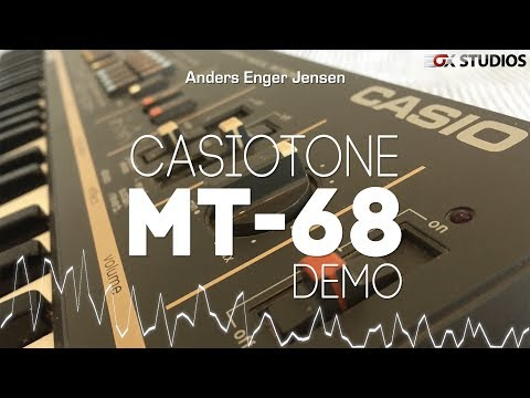 Casiotone MT-68 Demo (Feat. The 8-Bit Guy)