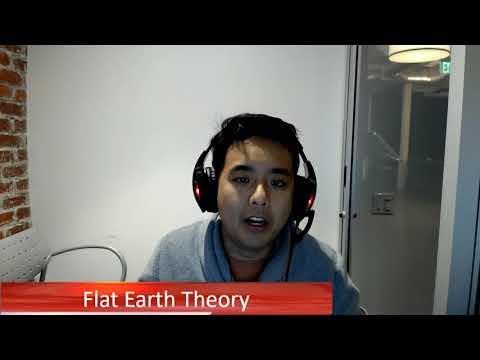 Tafo Talks: Flat Earth Theory (The Big House Compendium Awards)
