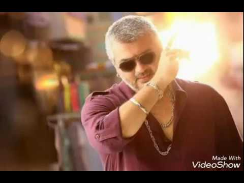 Aaluma Doluma Video song-Vedalam | Ajith | real hd video