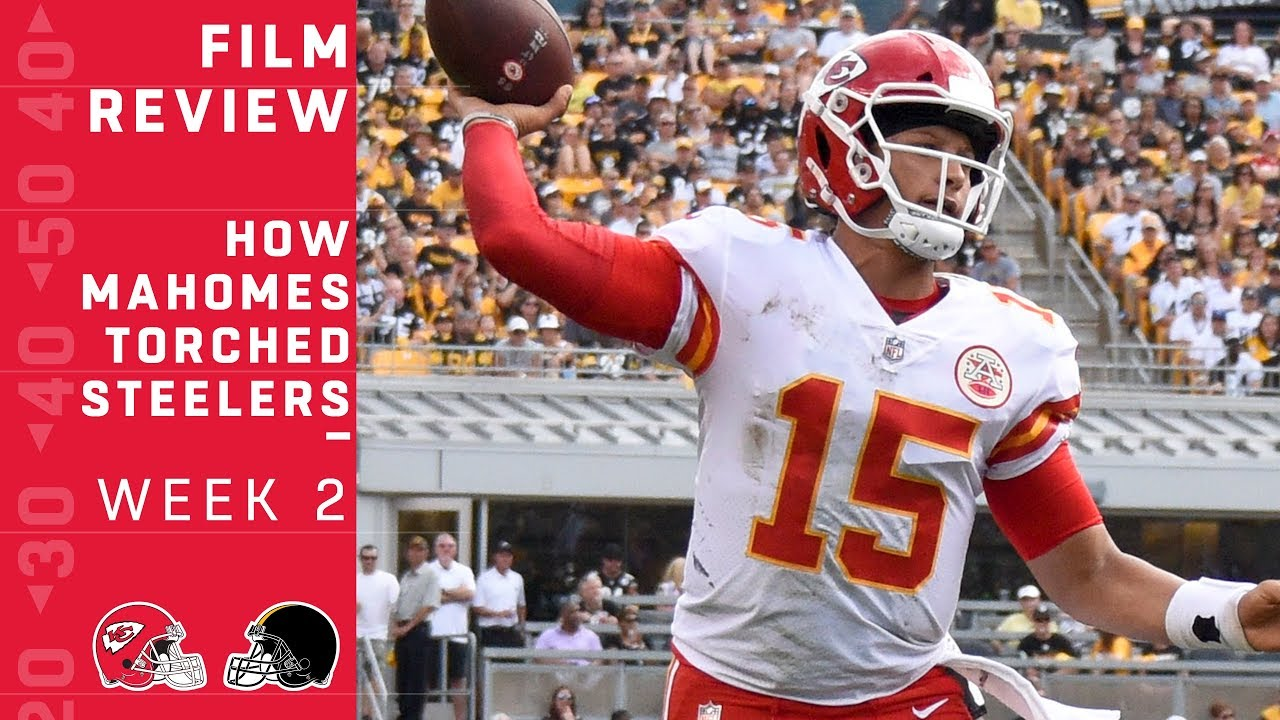 how-patrick-mahomes-torched-the-steelers-with-6-td-passes-nfl-film-review