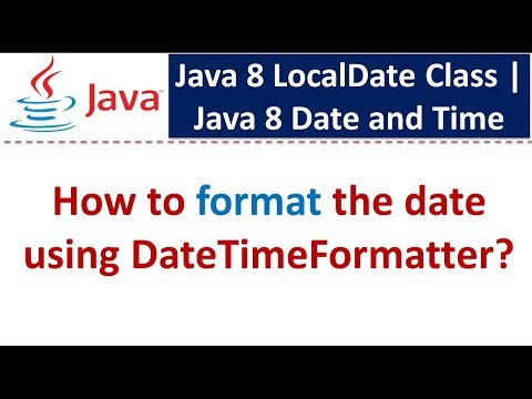 Java 8 format string to localdate