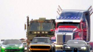 transformers 4 news update 8 autobots rolling out with mystery truck