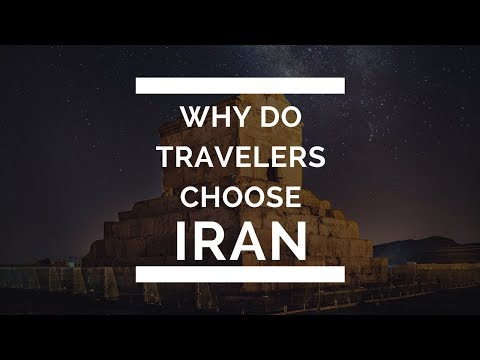 Why do travelers choose IRAN - Apochi.com