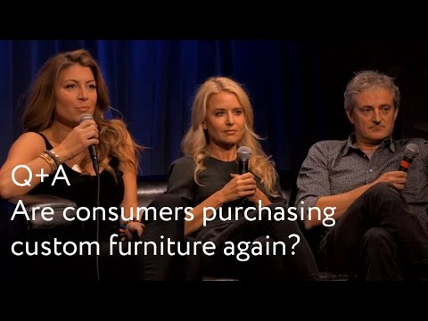 Apartment Therapy Maker Talks: Are Consumers Purchasing Custom Furniture Again?