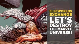 Download lagu Ripping Down the Marvel Universe Elseworlds Exchange MP3
