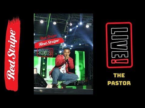 THE PASTOR PERFORMANCE REDSTRIPE LIVE CONCERT 2019