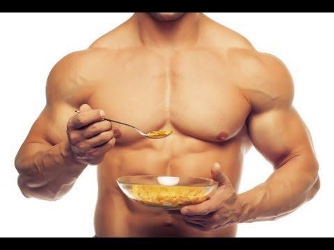 Las 5 mejores comidas para ganar musculo