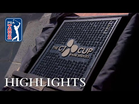Highlights | Round 4 | THE CJ CUP