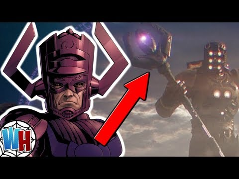 GALACTUS ALREADY EXISTS In The MCU! Phase 4 Theory