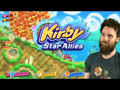 DOES KIRBY STILL MAKE GOOD GAMES?