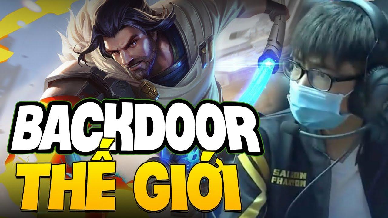 [ĐỒNG 5] Game đấu căng não Anh 5 thể hiện trình Backdoor đẳng cấp thế giới!!!