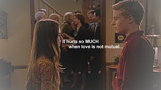● It hurts so much when love is not mutual... [Julie/Bryce]