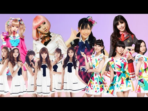 Kpop vs. Jpop vs. Cpop (Girl Groups/Solo Artists)