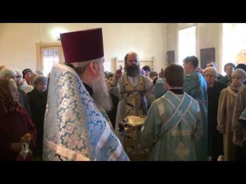 Праздник Покрова Пресвятой Богородицы г. Фурманов 14.10.2013