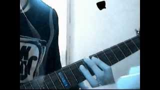 Sum 41 - Fat Lip Guitar Cover (First Video)